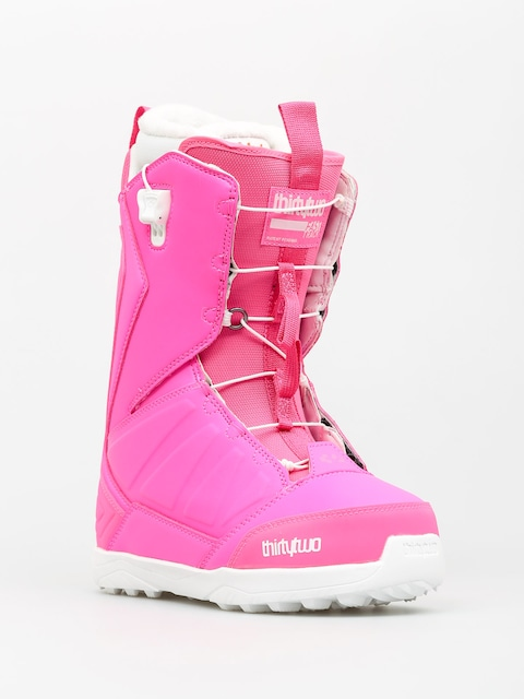 ThirtyTwo Boty na snowboard Lashed FT Wmn (pink)