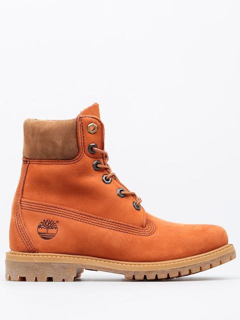 Timberland Zimní boty 6 In Premium Wmn (dark orange)