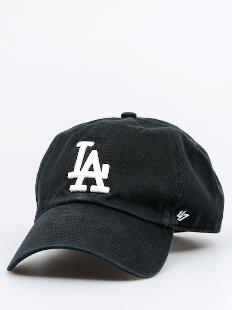 47 Brand Kšiltovka Los Angeles Dodgers ZD (black)