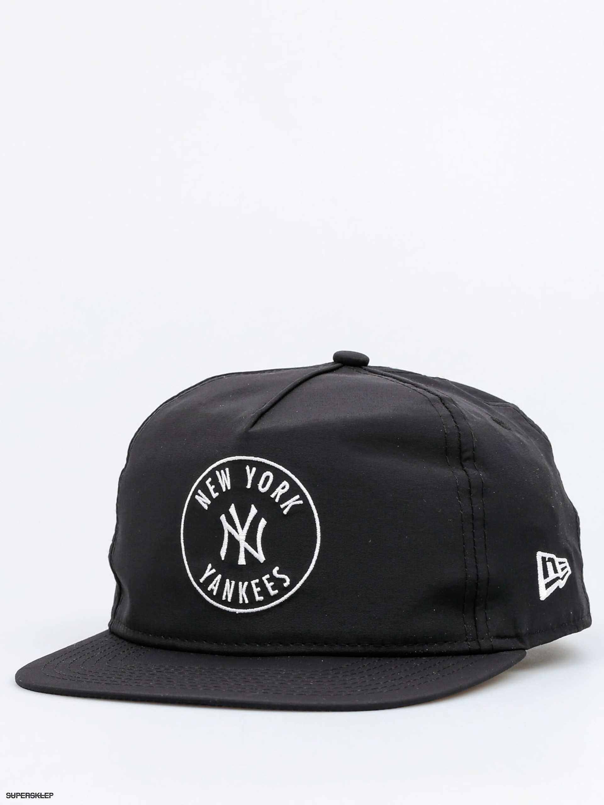 New Era Kšiltovka Taslan Emblem 9Fifty ZD (black)