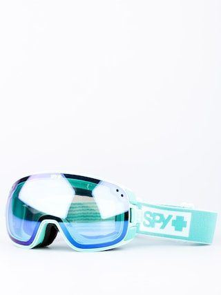 Brýle na snowboard Spy Bravo (elemental mint/blue contact/pink/silver mirror)