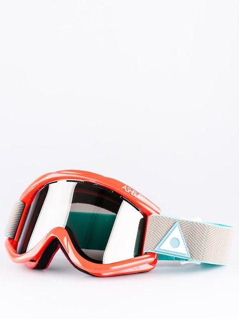 Ashbury Brýle na snowboard Kaleidoscope (woven)