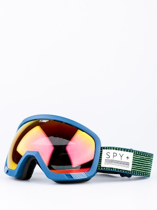 Spy Brýle na snowboard Platoon (regal green/happy red spectra/happy lucid green)