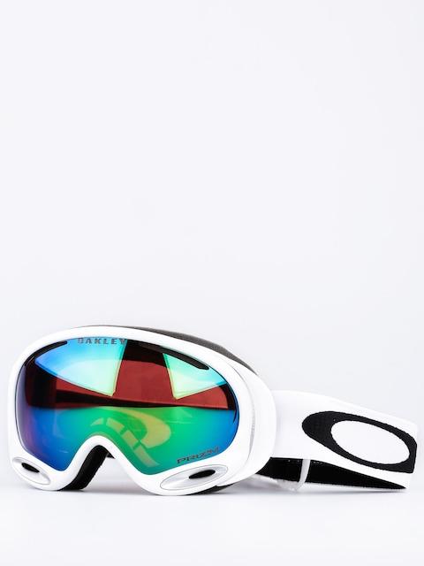 Brýle na snowboard Oakley Aframe 2.0 Polished (white w/prizm jade)