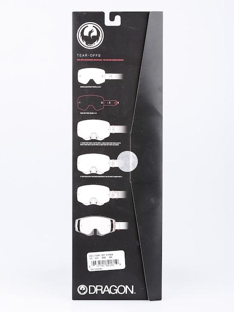 Dragon Skla pro brýle MDX2 (tear off 10 pack)
