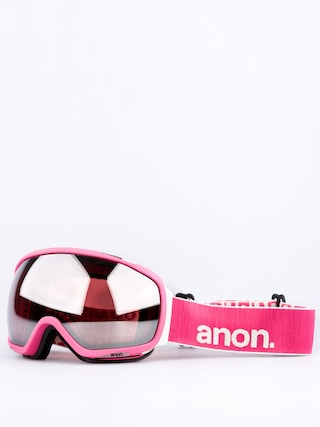 Brýle na snowboard Anon Tempest Wmn (strawberry/silver rose)