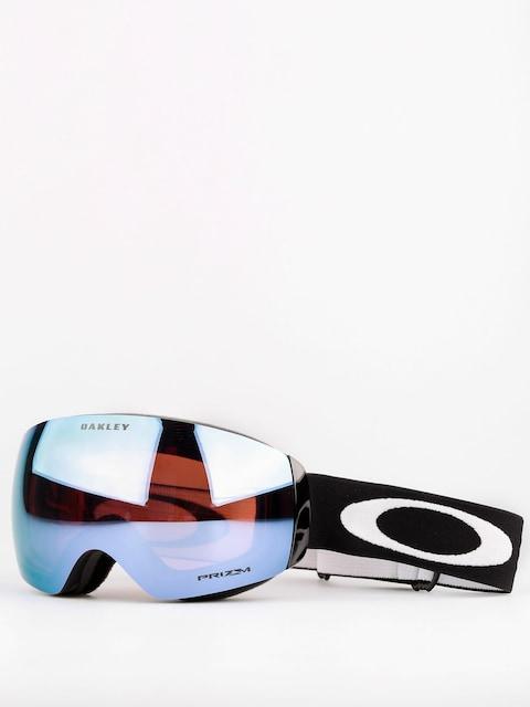 Brýle na snowboard Oakley Flight Deck XM (matte blk w/przm sapphire)