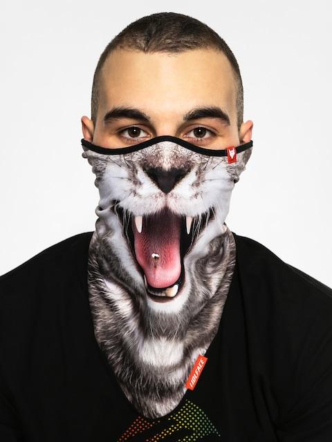 Bandana Wolface Kitten