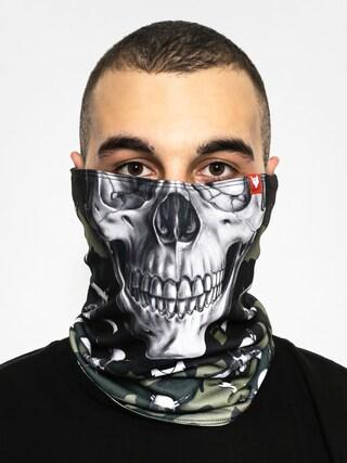 Šátek Wolface Skull Moro