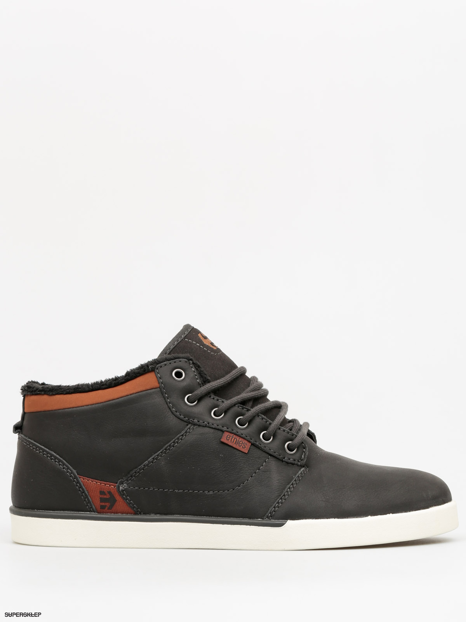 Boty Etnies Jefferson Mid (dark grey)