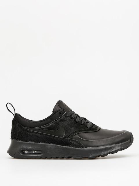 Boty Nike Air Max Thea Prm Wmn (black/black black)
