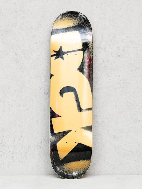 DGK Deska Price Point (black/gold)