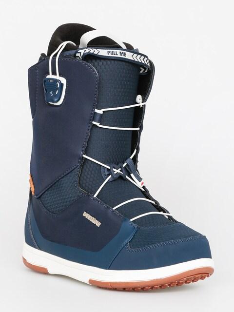 Boty na snowboard Deeluxe Alpha (navy)