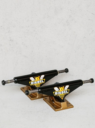 Trucky Venture Biebel Hi (black/gold)