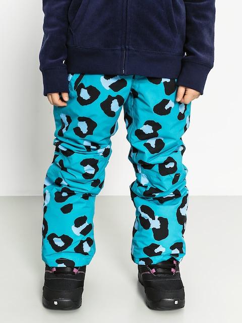 Snowboardové kalhoty  Burton Sweetart (evrgld spr leopard)