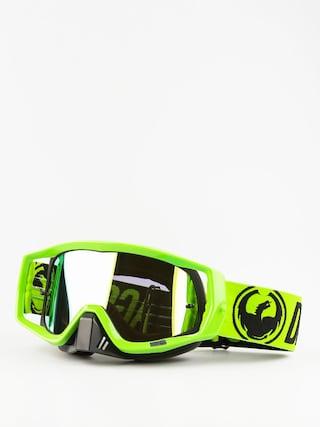 Cross brýle Dragon Vendetta (3 w/teart off/break green/smoke gold 10pkto)
