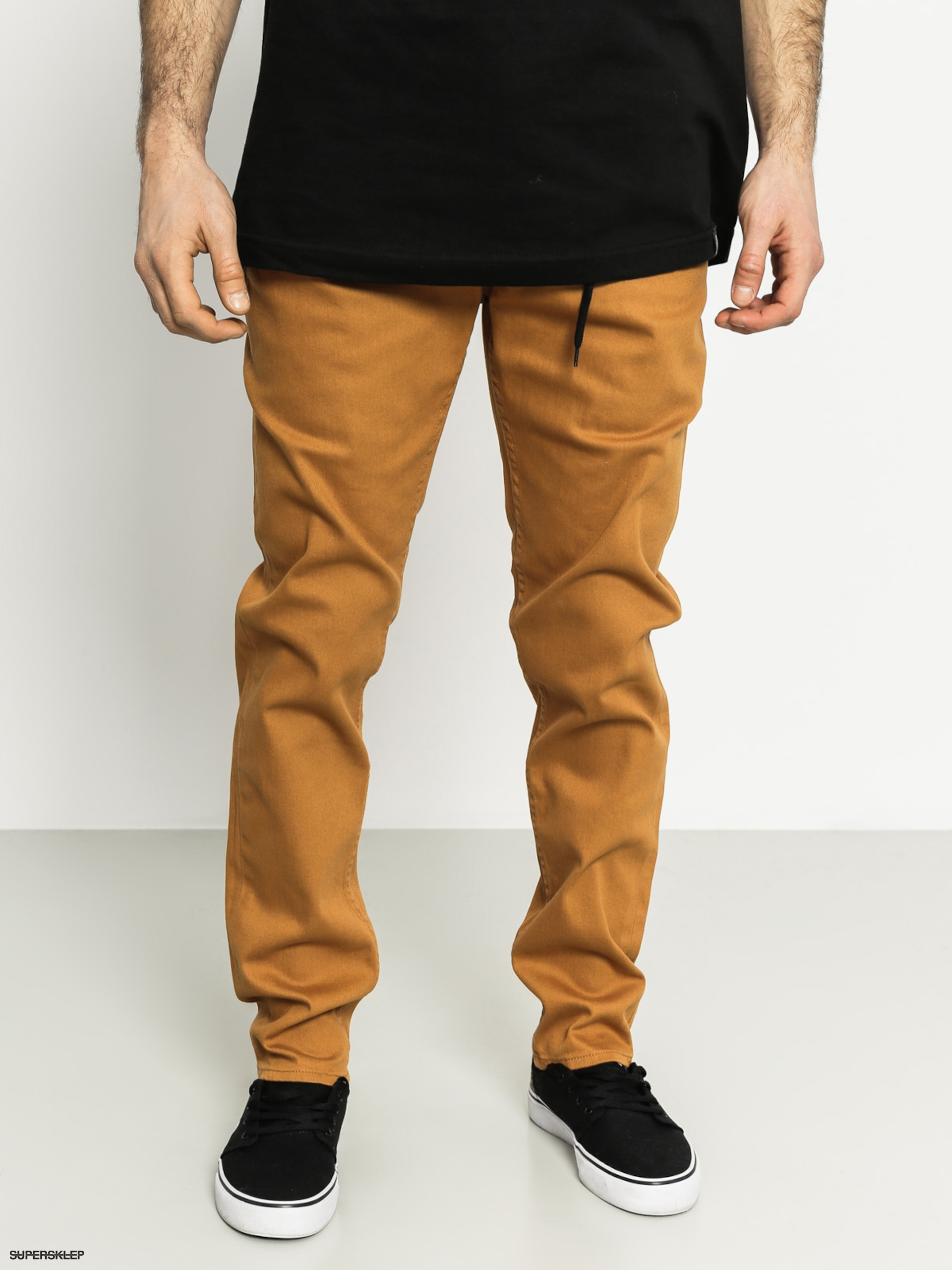 Kalhoty Element Owen Color (rust brown)