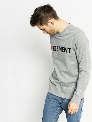 Mikina Element Horizontal Cr (grey heather)