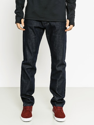 Kalhoty MassDnm Classics Camio Straight Fit (dark rinse)
