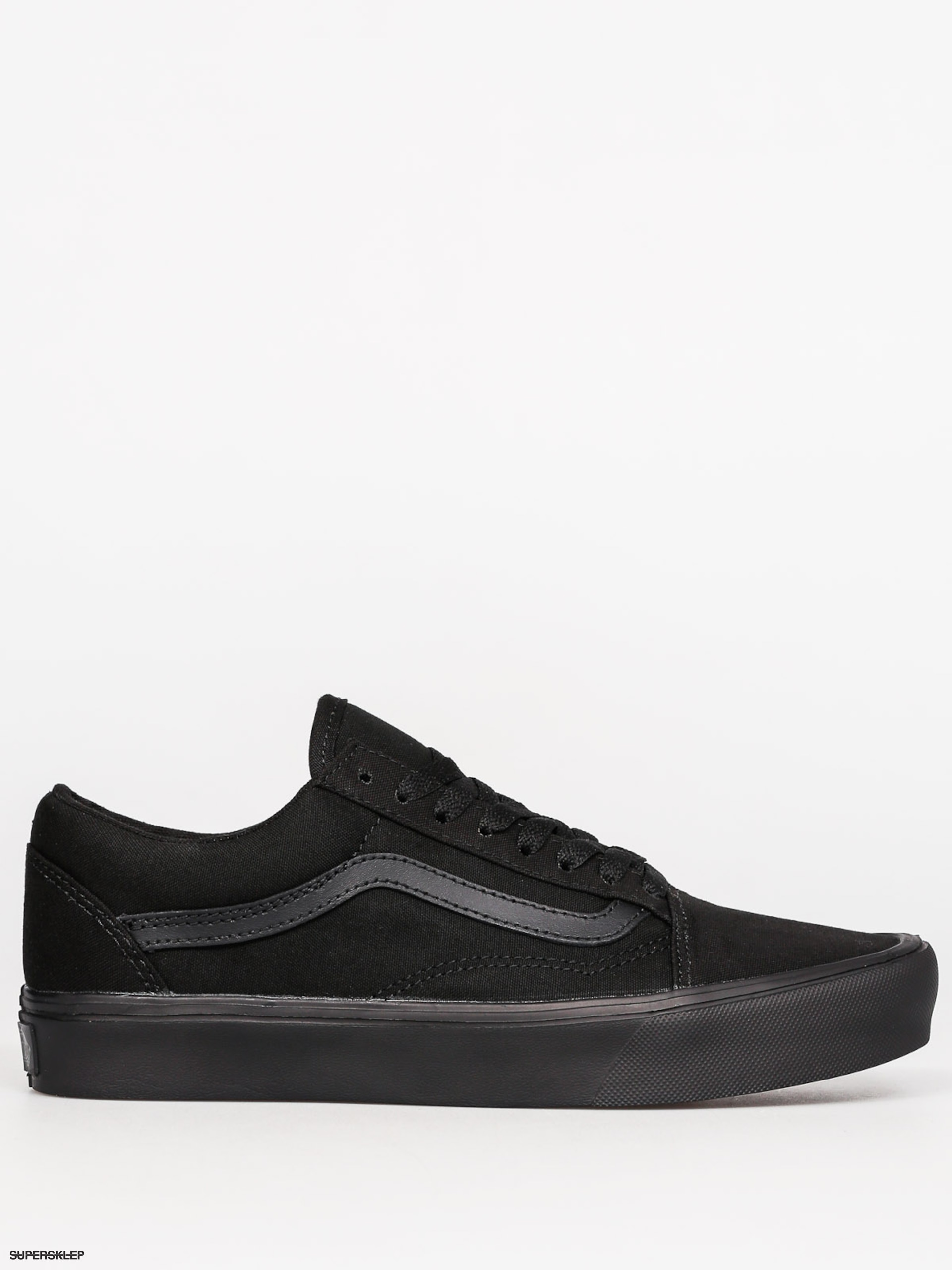 Boty Vans Old Skool Lite (canvas/black/black)
