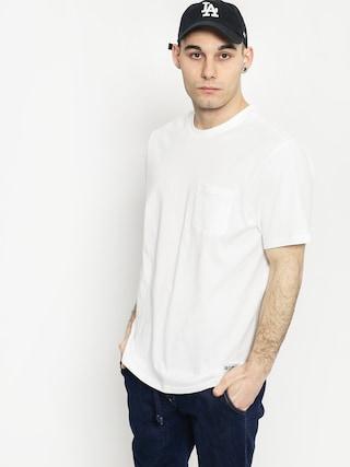 Tričko Element Basic Pocket Cr (optic white)