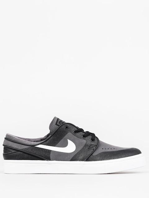 Boty Nike SB Stefan Janoski Elite (dark grey/white black)