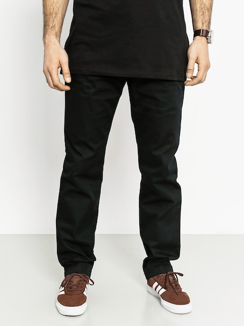 Kalhoty Vans Authentic Chino S (black)