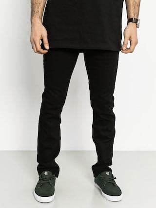 Kalhoty Vans V76 Skinny (overdye black)