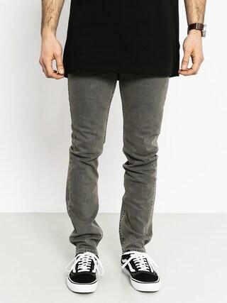 Kalhoty Vans V76 Skinny (worn grey)