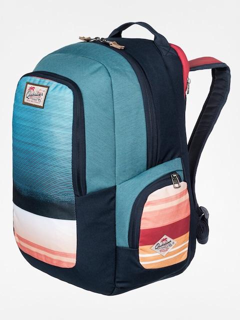 Batoh Quiksilver Schoolie (navy/blue/orange)