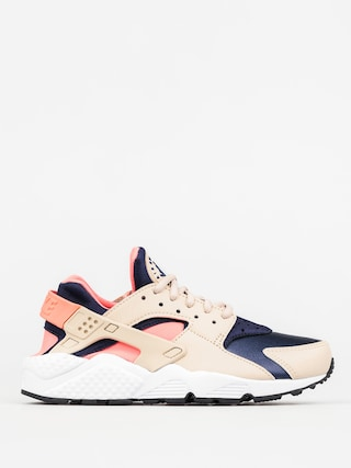 Boty Nike Air Huarache Run Wmn (oatmeal/binary blue lava glow)