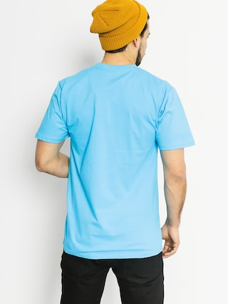 Tričko Malita Wheels (blu)
