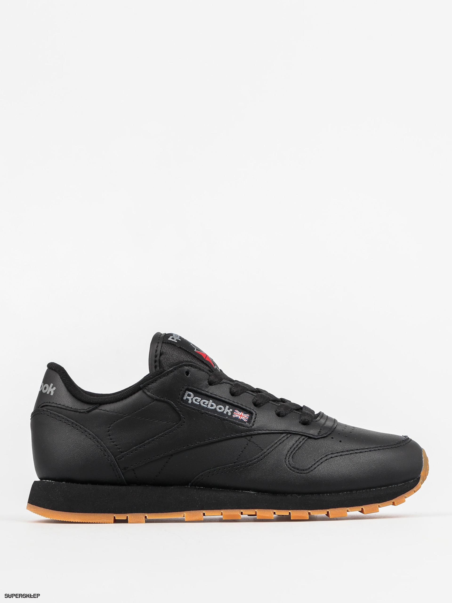 Boty Reebok Classic Leather Wmn (black/gum)
