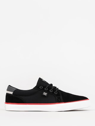 Boty DC Council S (black/white/red)