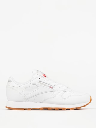 Boty Reebok Classic Leather Wmn (white/gum)