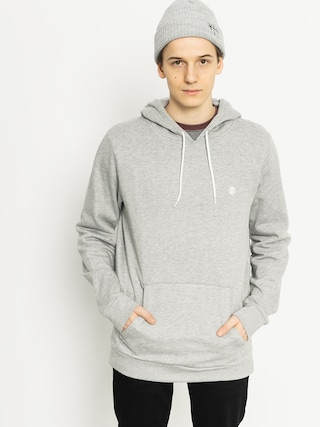 Mikina s kapucí Element Cornell HD (grey heather)