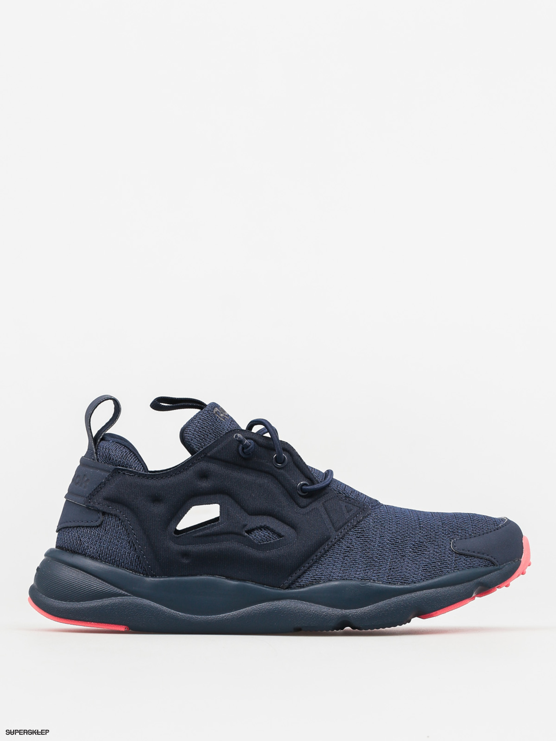 Boty Reebok Furylite Sole Wmn (collegiate navy/lead/fire)