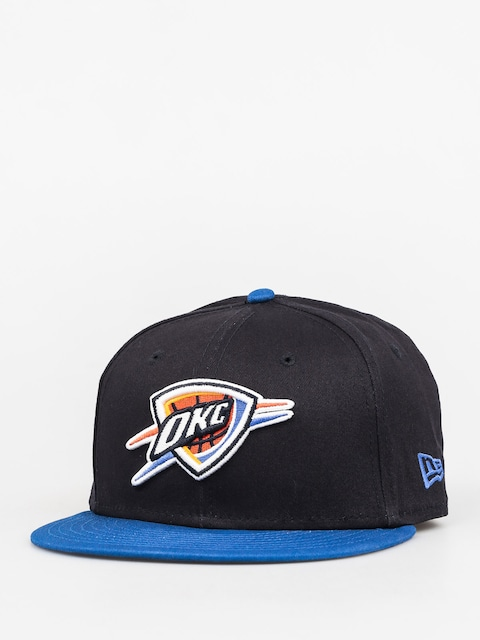 Kšiltovka  New Era Oklahoma City Thunder ZD (navy/blue)