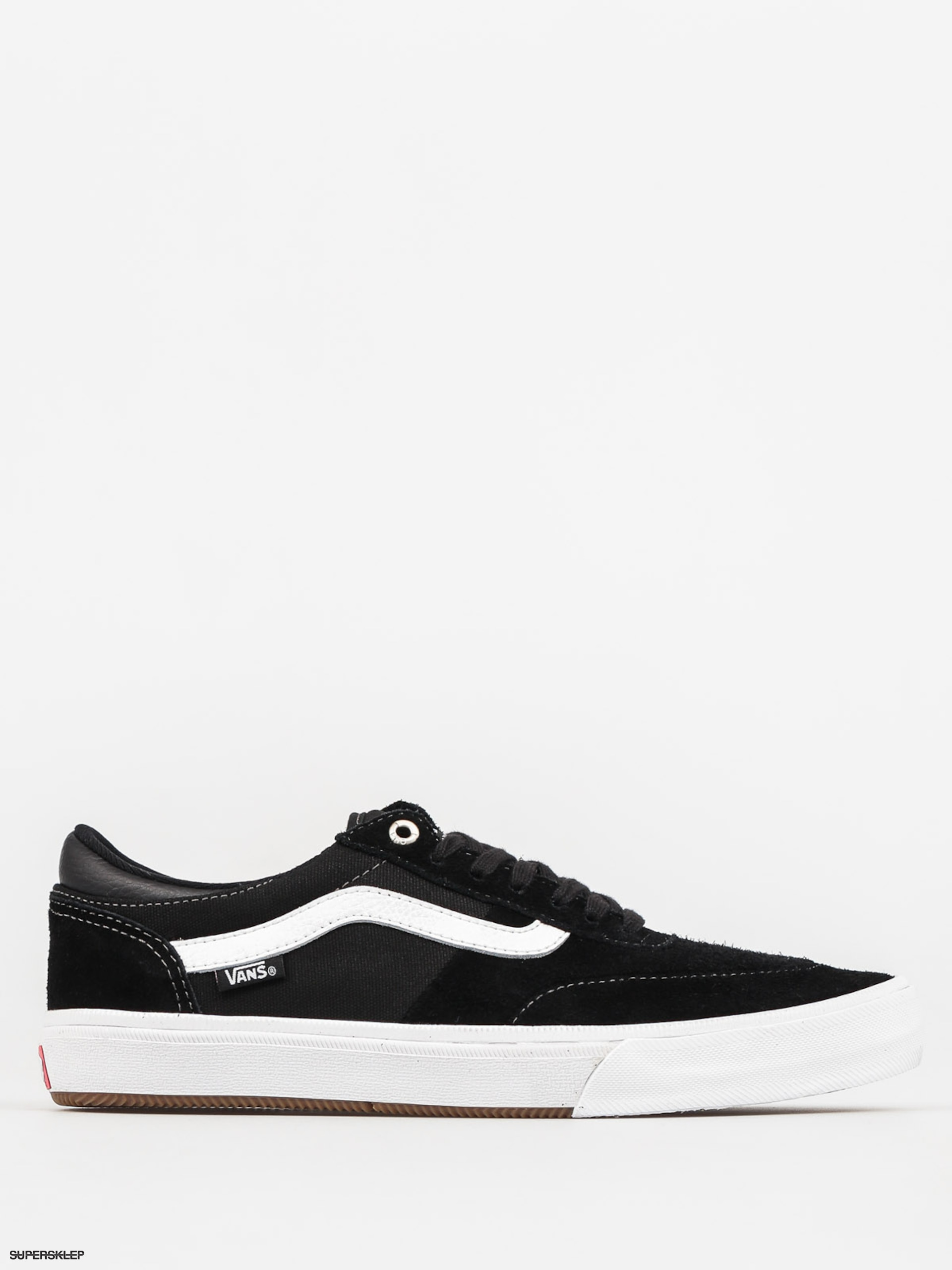 Boty Vans Gilbert Crockett (black/white)