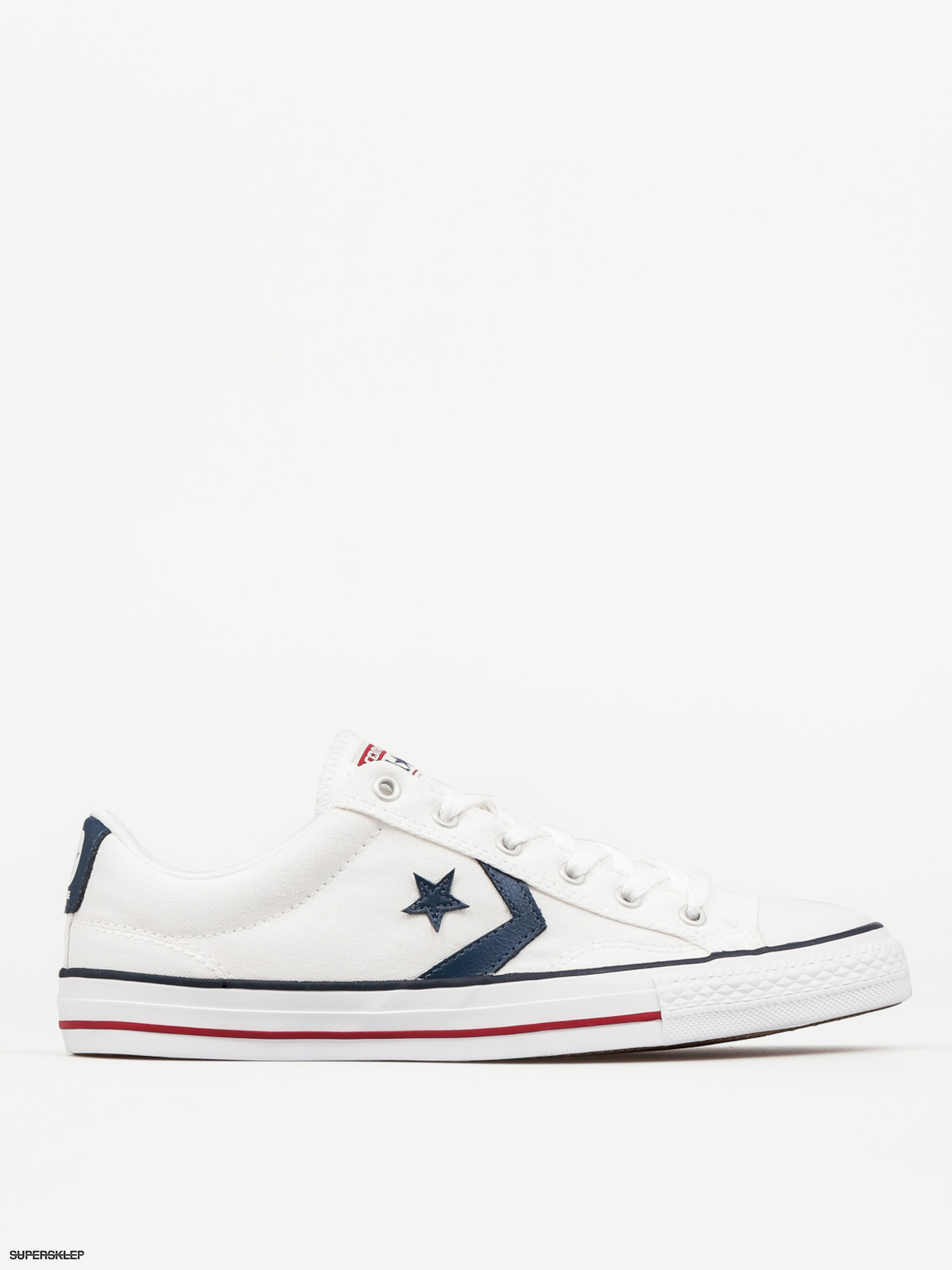 Tenisky Converse Star Player Ox (white white navy) 1798ffd9ba0