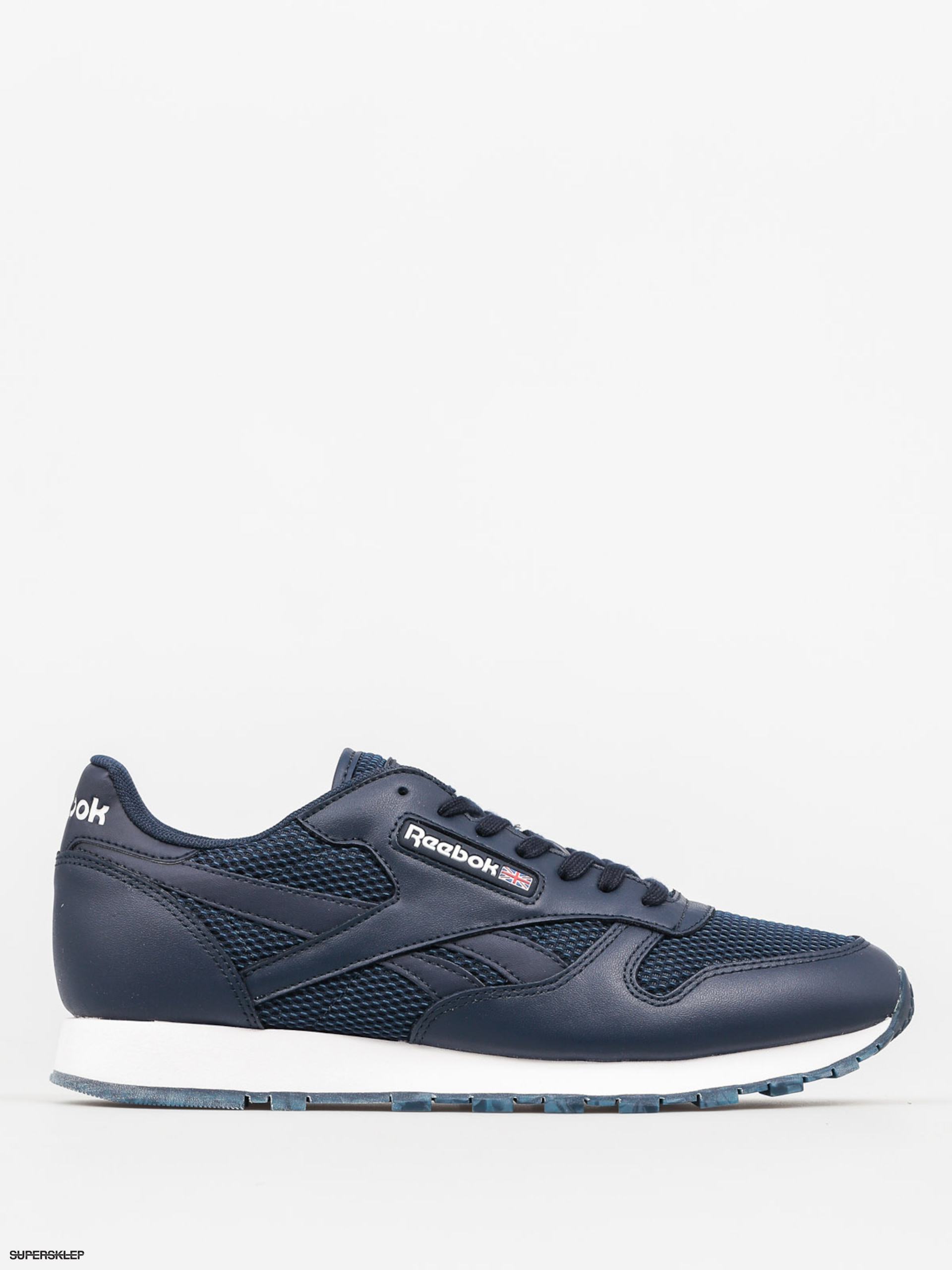 Boty Reebok Classic Leather Nm (collegiate navy/white)