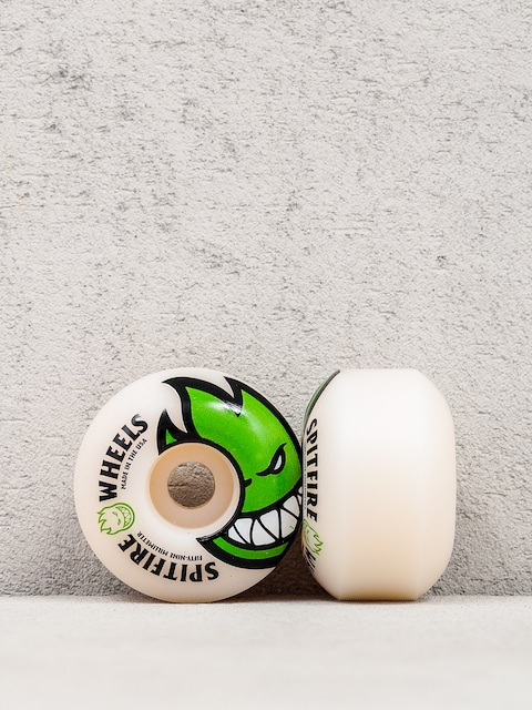 Kolečka Spitfire Big Head (green/white)