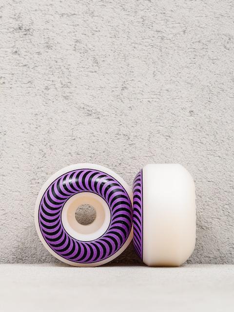 Kolečka Spitfire Classic (purple/white)