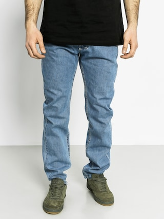 Kalhoty MassDnm Signature Tapered Fit (light blue)