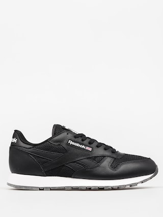 Boty Reebok Classic Leather Nm (black/white/coal gum)