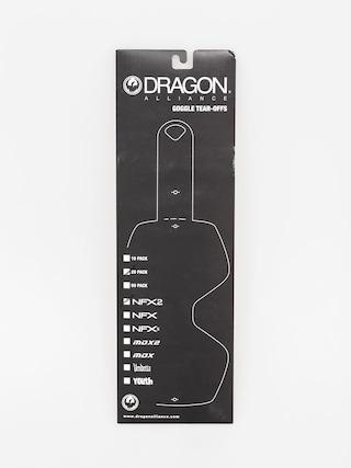Dragon Szybka do gogli Zrywki  NFX2 (tear off 20 pack)