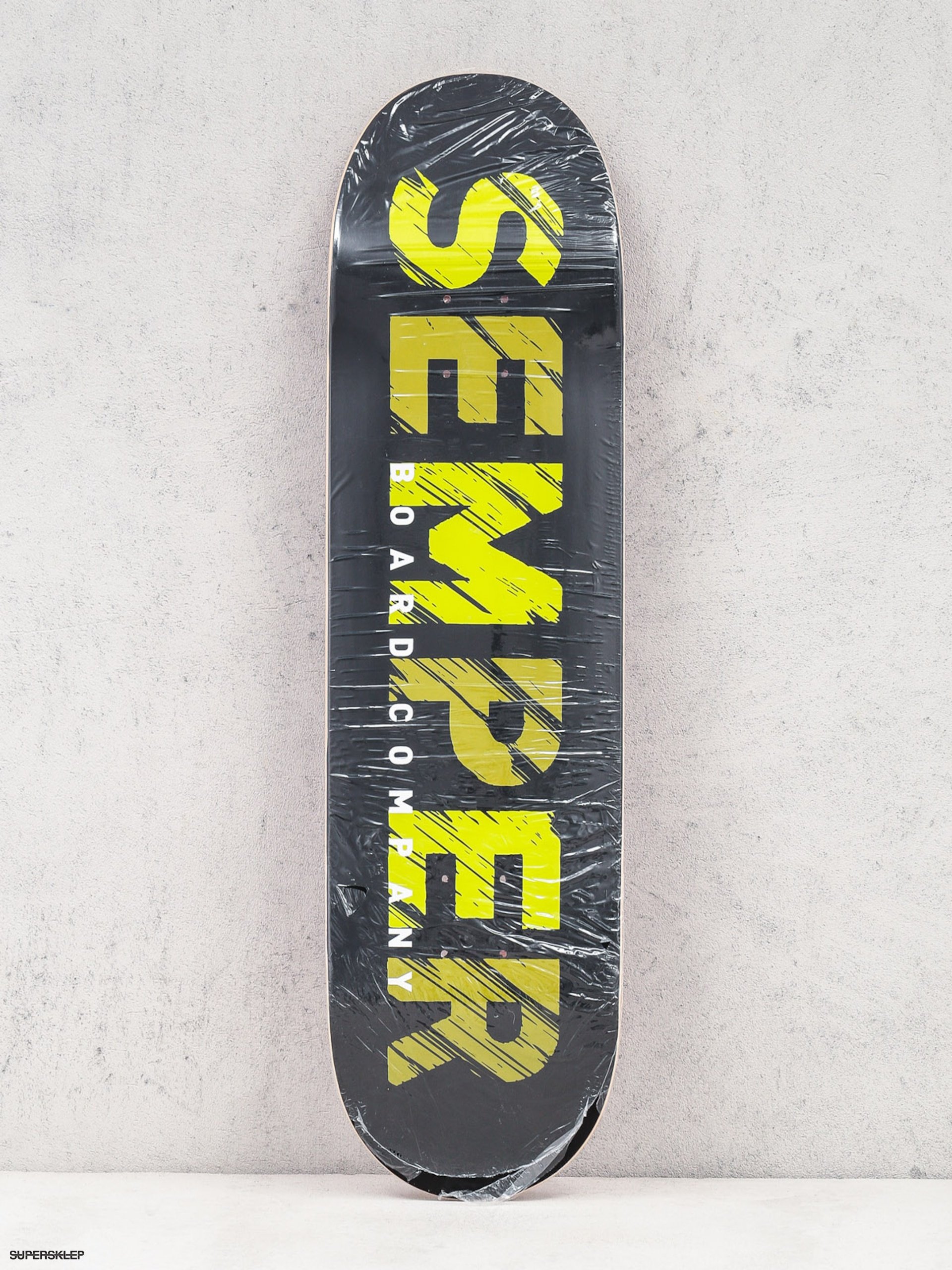 Deska Semper Skateboards Logo Stripes