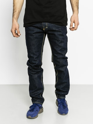 Kalhoty MassDnm Signature Tapered Fit (navy)