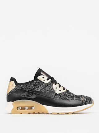 Boty Nike Air Max 90 Wmn (Ultra 2.0 Flyknit Metallic black/black)