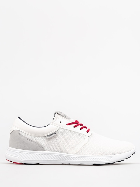 Boty Supra Hammer Run (white/red white)